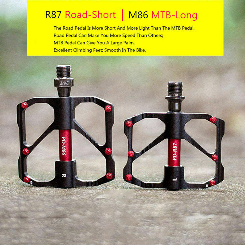 Leadrise1 Pair Nylon Cycling MTB Road Mountain Bike Bicycle Pedal Toe Clip Strap