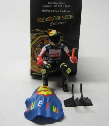 Superman 1997 Valentino 125cc Nouveau Rossi Minichamps 4012138075559 Figurine Aprilia 1 12 p0wPZT8q