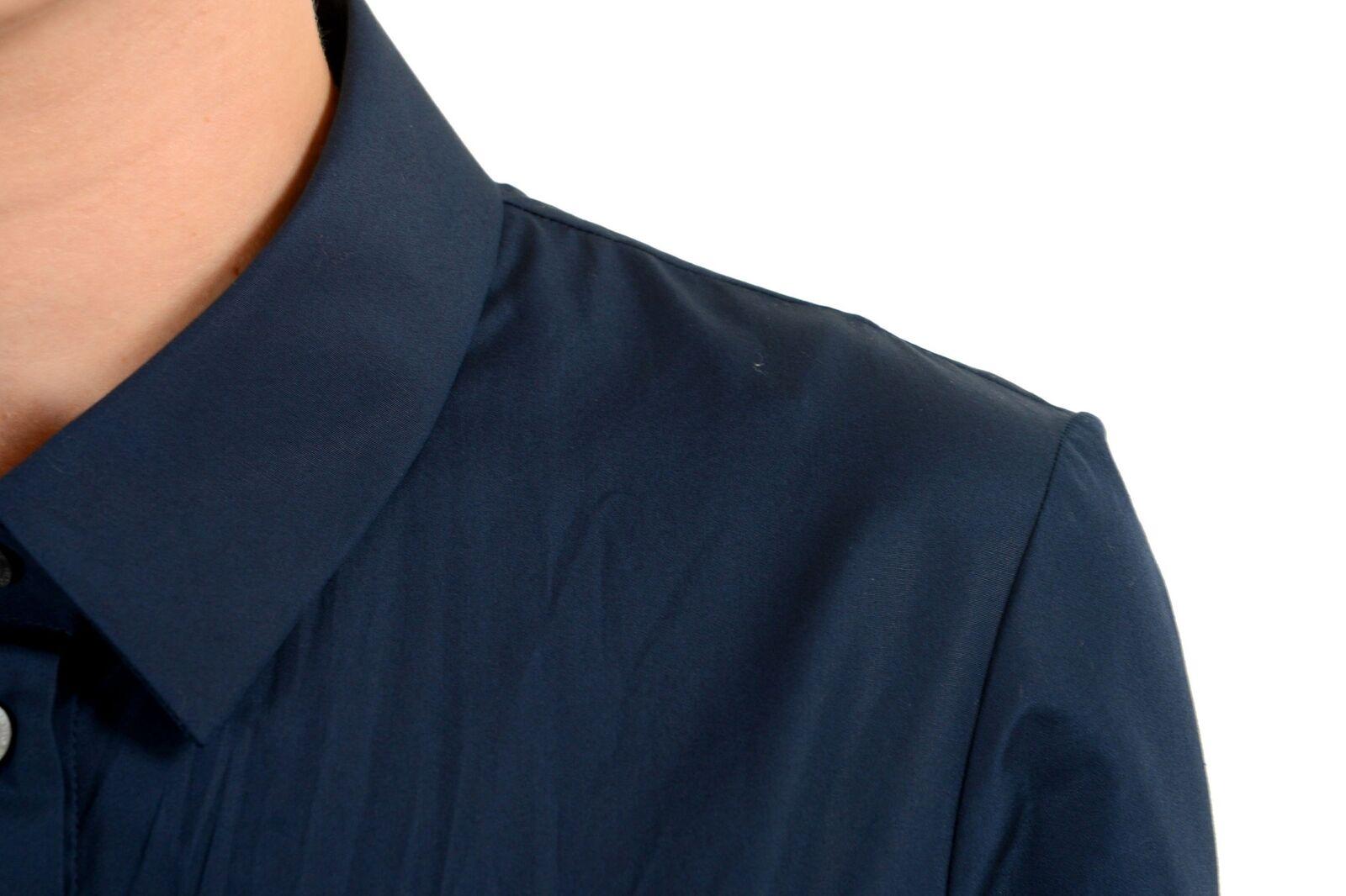 Viktor & Rolf Marineblau Langärmlig Langärmlig Langärmlig Damen Knopfverschluss Shirt Größe XS-XL | Fein Verarbeitet  | Auf Verkauf  | Schnelle Lieferung  | Schenken Sie Ihrem Kind eine glückliche Kindheit  | Verrückter Preis, Birmingham  72dfca