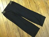 Inc International Concepts Black Slinky Dress Pants Size Ps