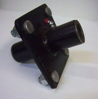Tail Wheel Hub Rotary Cutter 4 Bolt 3/4 Shaft Bush Hog Universal Fit Howse
