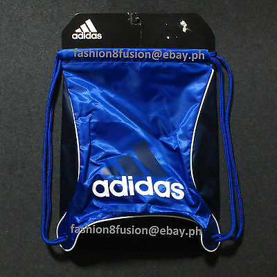 4aa354a48e30 ADIDAS Bolt Sackpack **Brand New with Tag** Gymsack Backpack Bag | eBay