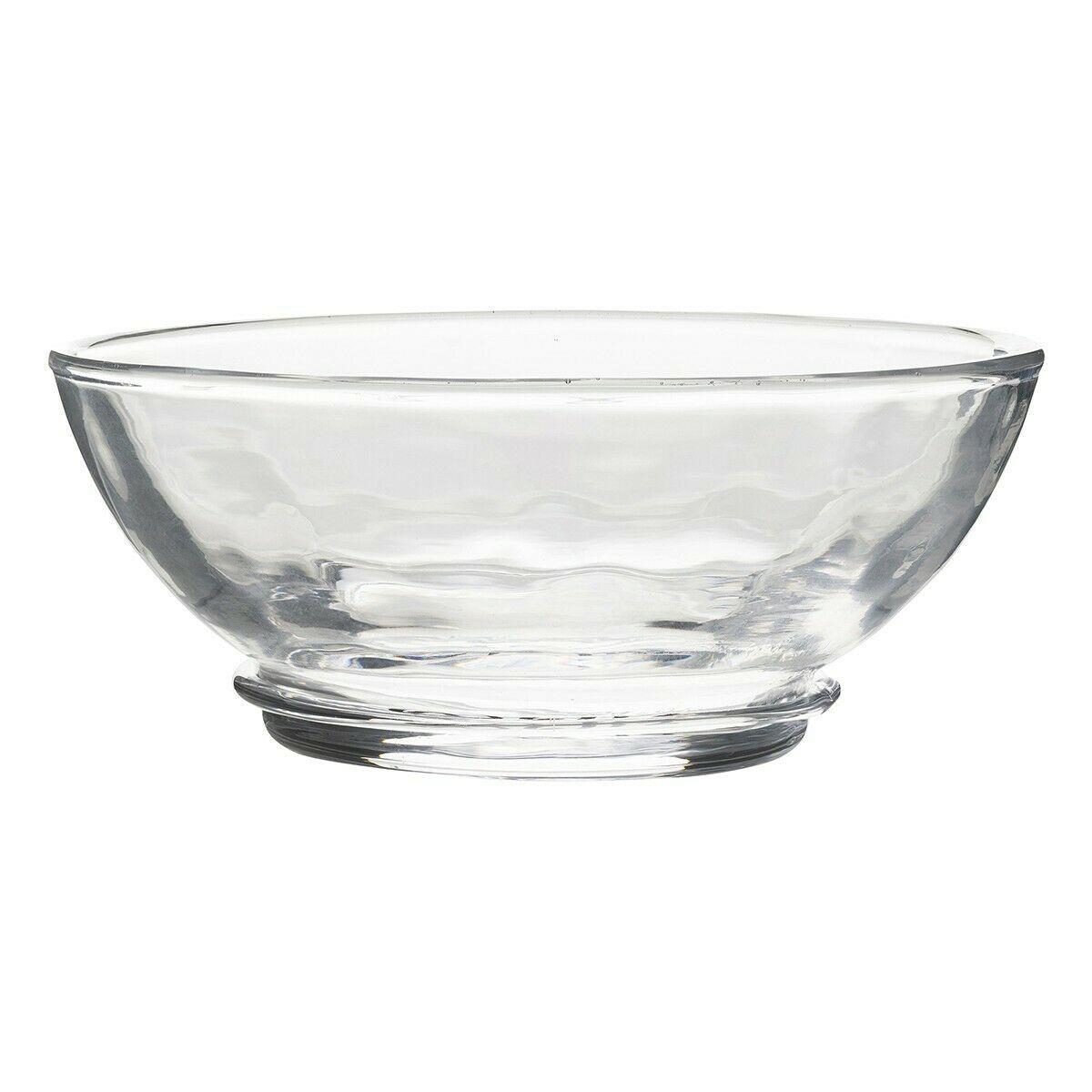 Juliska Carine clair céréales Ice Cream Bowl-Lot de 4
