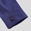 miniatura 12 - Para hombres mangas Largas Estilo Lino Sólido Camisas Casual Ajuste Camiseta Vestido Formal