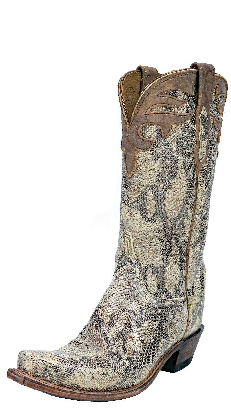 Men's/Women's Women's Lucchese Platinum Amazon Boots N9424 Good design Settlement Price Highly appreciated and widely trusted in and out