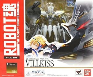 New-Bandai-ROBOT-soul-Cross-Ange-SIDE-RM-VILLKISS-ABS-amp-PVC-From-Japan