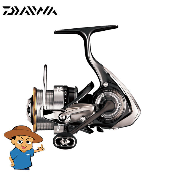 Daiwa STEEZ TYPE-I Hi-SPEED bass fishing spinning reel from JAPAN