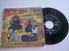 EP 4 TITRES VINYL 45 T , LITTLE EVA LET ' S TURKEY TROT . VG / VG - . LONDON .