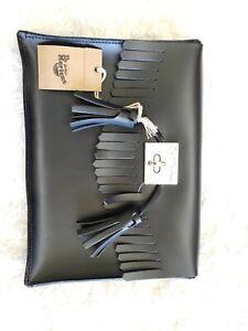 🌺NEW Dr Martens Womens Leather Fringe