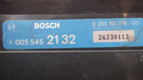 W201 Teile Nummer 005 545 21 32 ABS Steuergerät Mercedes W124