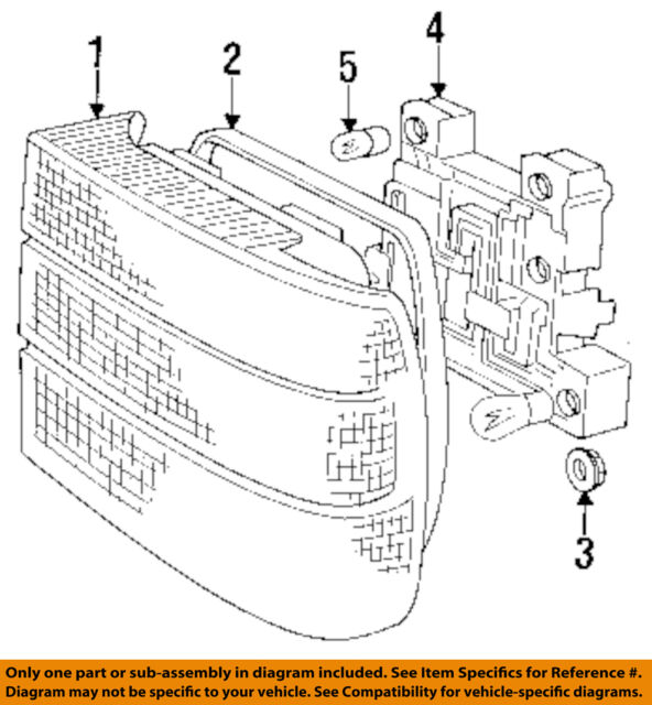 Volvo 850 Tail Light Diagram | Wiring Diagram on