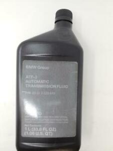 Details about NEW BMW OEM ATF-2 Automatic Transmission Fluid 1L 83222220443  SHIPS TODAY