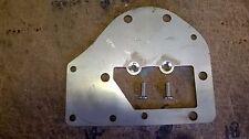 fordson E27N Major Perkins P6 water pump -cylinder head plate