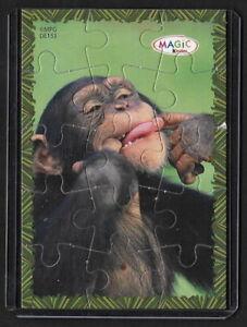 Jouet kinder puzzle 2D Kinder Game Singe DE153 France 2009 + étui U1k8KwyD-09094321-906964064