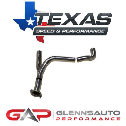 TSP 1999-2007 GM Truck O//R Y-Pipe Texas Speed Silverado//Sierra