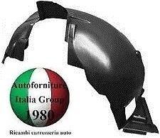 RIPARO PARASASSI PASSARUOTA ANTERIORE DX BMW E53 X5 00/>06 2000/>2006