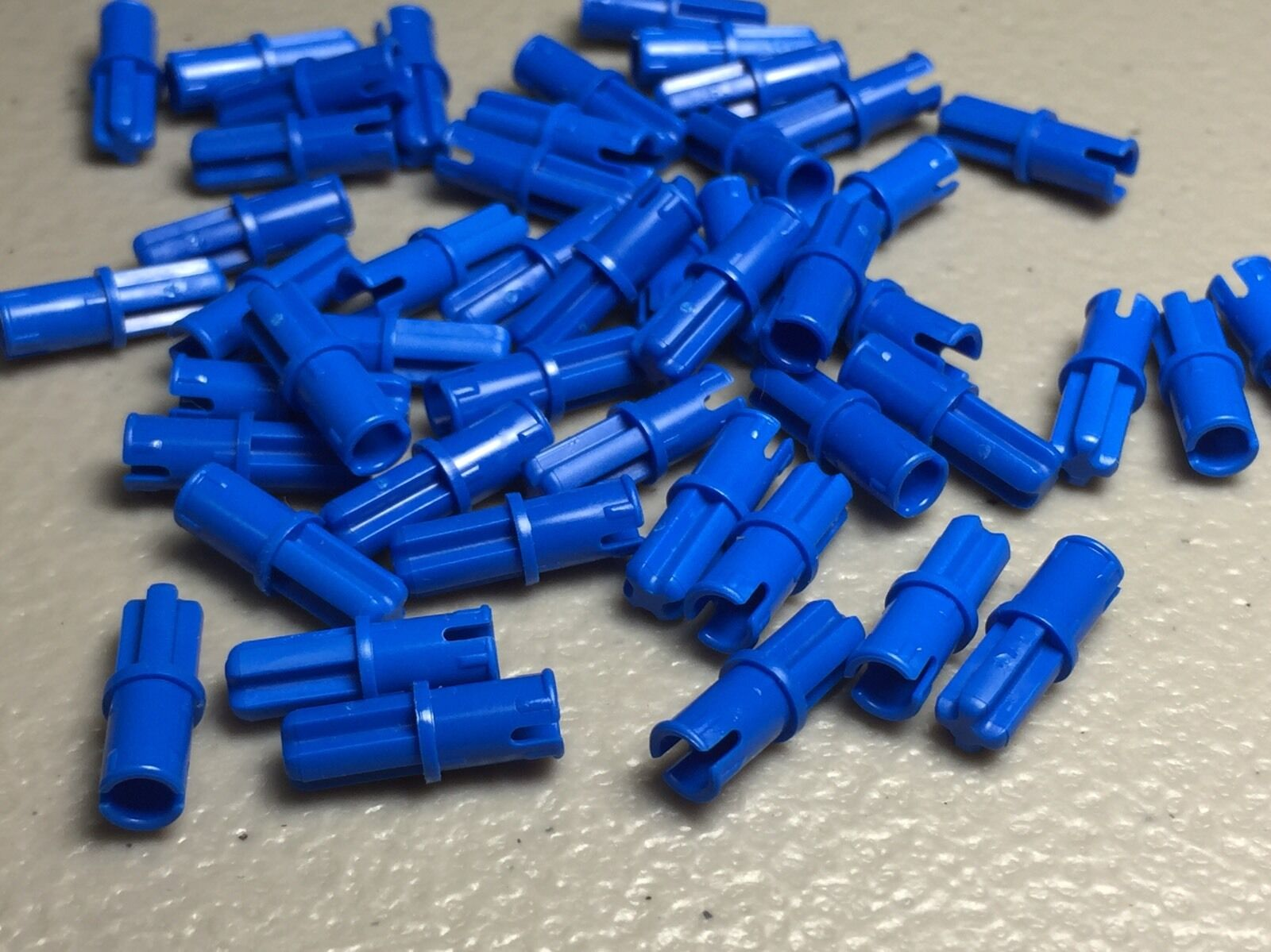 Verbinder blau lang Technic Pin 42924 200 x LEGO 6558 Pins -NEU-