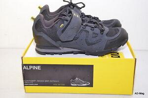 Chaussures-homme-de-Velo-VTT-MAVIC-Alpine-Noir-Taille-38-SDP-NEUF