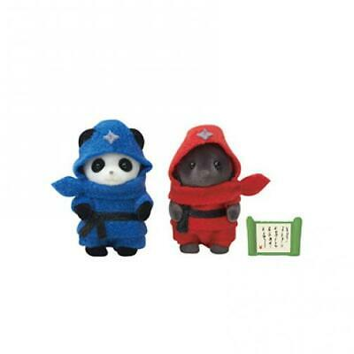 Ninja Baby Sylvanian Families 35th anniversary EPOCH JAPAN Free Shipping