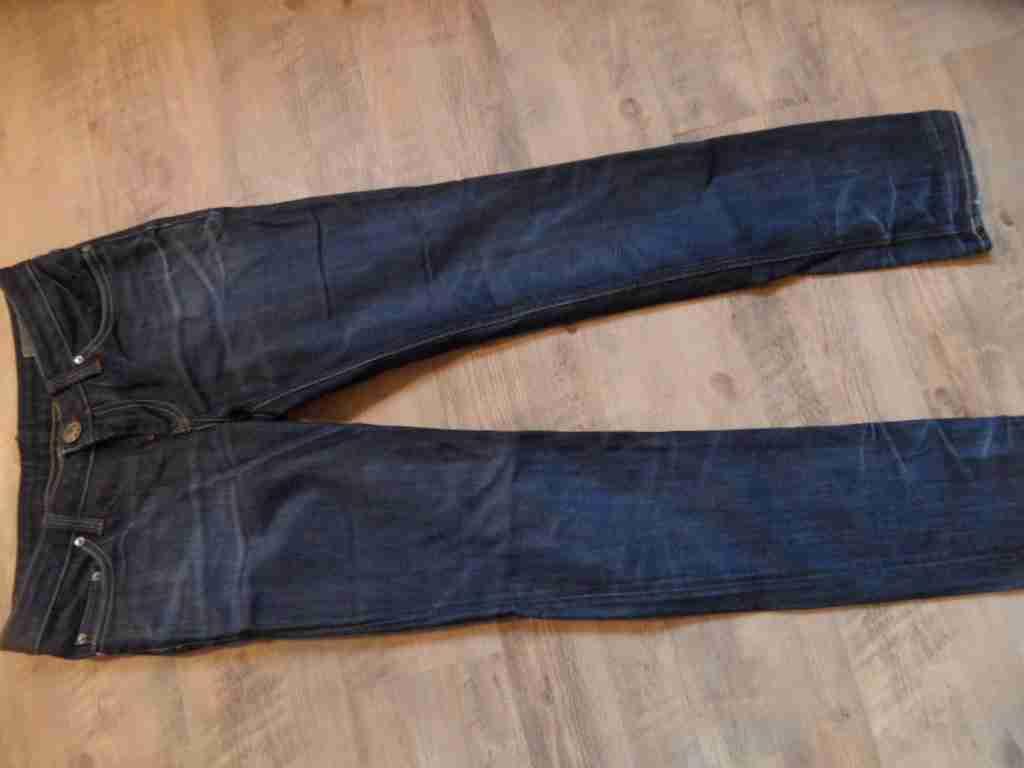 LOTUS FAMOUS coole used look Jeans CAMDEN SLIM Gr. 29 32  BI117