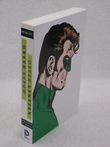 Adams O'Neil ABSOLUTE GREEN LANTERN GREEN ARROW DC Comics in Slipcase
