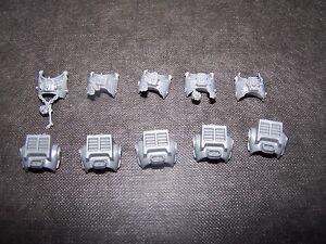 5-Space-Marine-Grey-Knight-Terminator-bodies-bits-40K-Games-Workshop