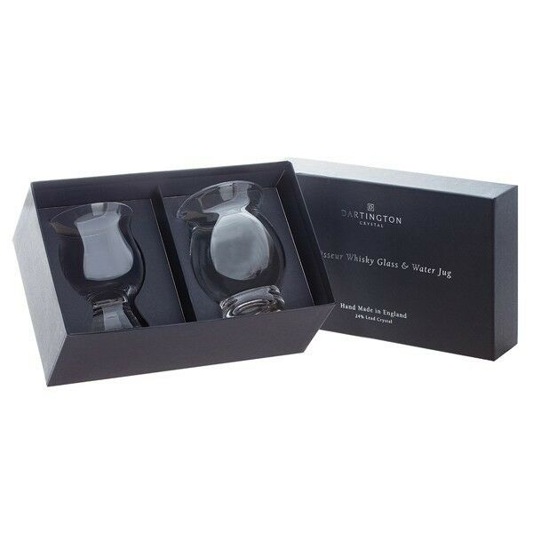 Dartington Crystal Connoisseur Ensemble Cadeau