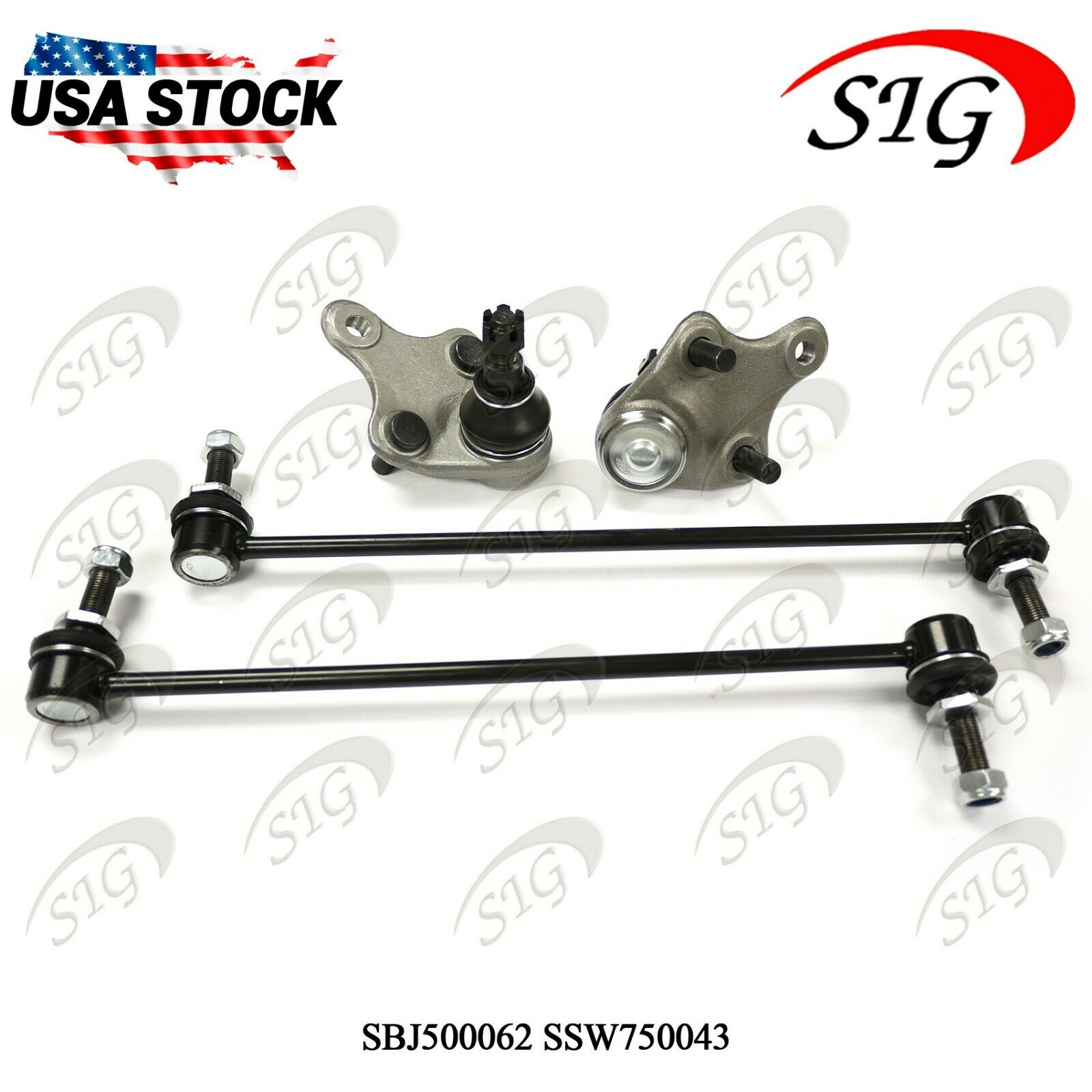 Suspension Stabilizer Bar Link Front ACDelco Pro 45G20646