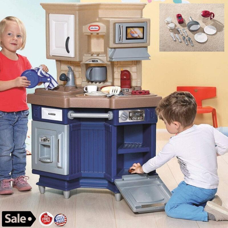 Girsl spiel spielen chefkoch kche spielzeug kochen fr kinder playset weihnachtsgeschenk.