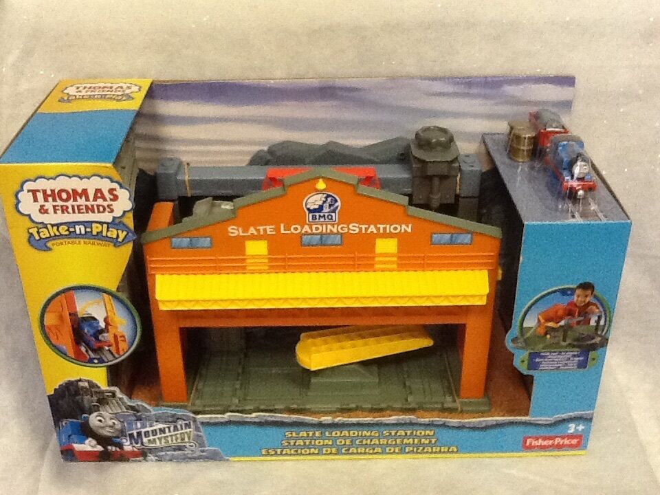 Thomas & Friends - Take n Play Slate Loading Station, Brand new with Box
