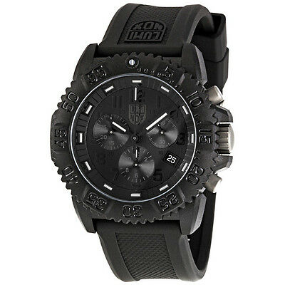 Luminox Navy Seal Colormark Chronograph Mens Watch 3081.BO