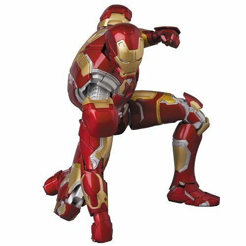 Mafex Iron Man Mark 43 Japan version