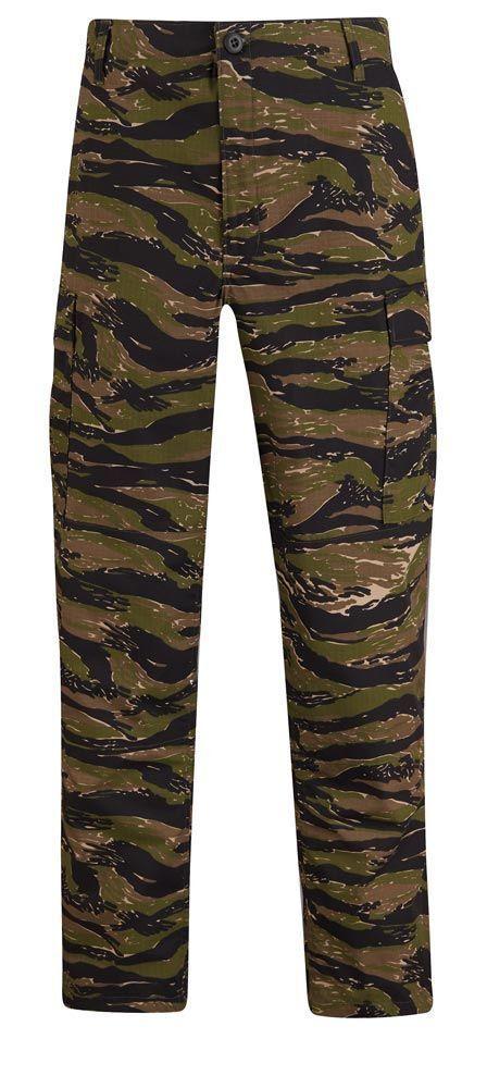 Us PROPPER Genuine Gear Bdu Armée de Terre Pantalon Tigre Stripe Ll Large Long