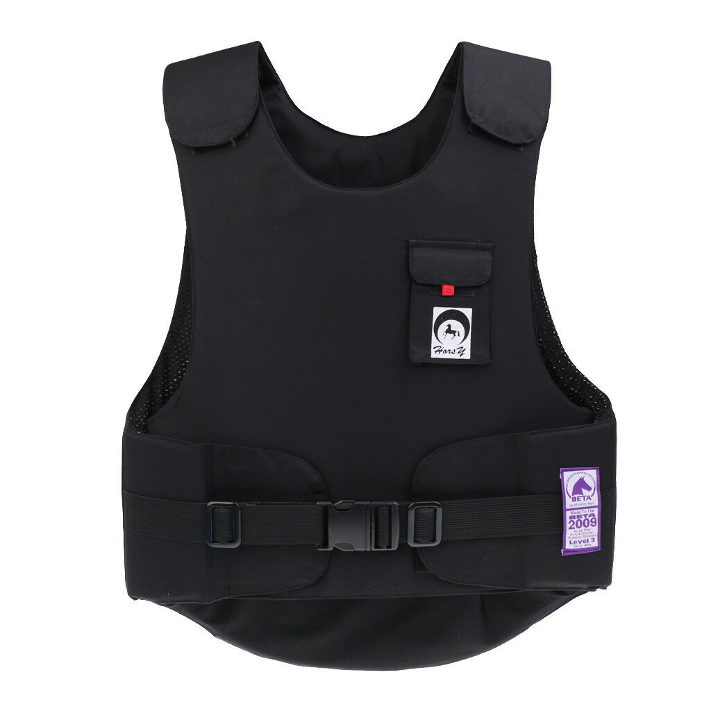 Professional Equestrian Body Predector Horse Riding Vest BETA Level 3 - M