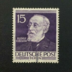 Timbre-BERLIN-Yvert-et-Tellier-n-82-Obl-Lot-A-Cyn37-Stamp