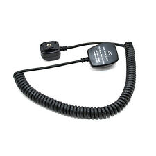 Câble Extension 3M Flash Hot shoe Sabot pour Nikon Flash Speedlite TTL / SC-28