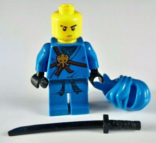 Lego Ninjago Minifigura Jay NJO004 – 2259 2506 2257 2263 30082 30084