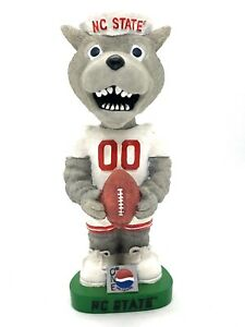 NC-State-Wolfpack-Mascot-Pepsi-One-Bobblehead-Extremely-Rare-NCAA-bobble
