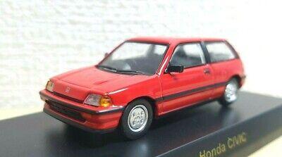 1//64 Kyosho HONDA CIVIC RED diecast car model