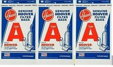 Hoover 4010001a Type a Vacuum Bags 9 Bags