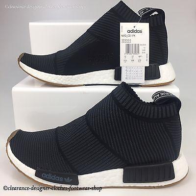 Adidas NMD CS1 PK Sneaker City Socke Primeknit Chukka Herren