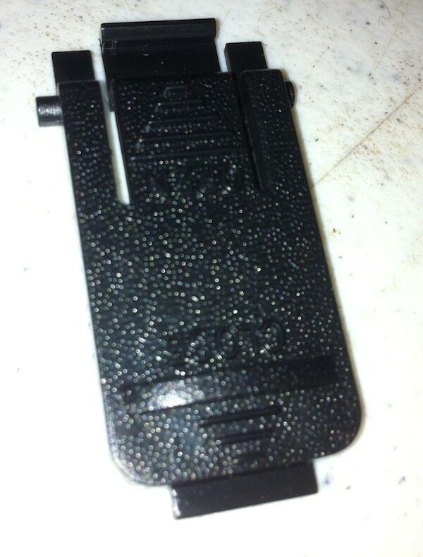 Shure Battery Cover Shure Part #65B8352 Body Pack Battery Lid Door AA 9-Volt