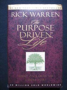 The Purpose Driven Life [Hardcover] Rick Warren 2 of 10