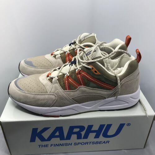 KARHU Fusion 2.0, Peyote/Military Olive F804038, S