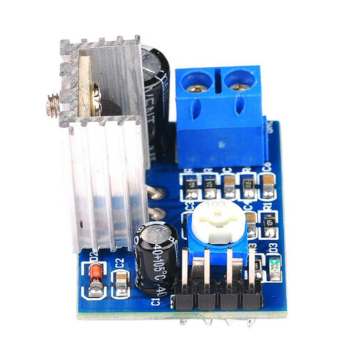 TDA2030A Audio Amplifier Module Power Amplifier Board AMP 6-12V 1*18W v#a