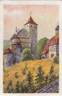 Schloss Morstein Baden-Württemberg Burg Castle Château Germany IMAGE CARD 30s