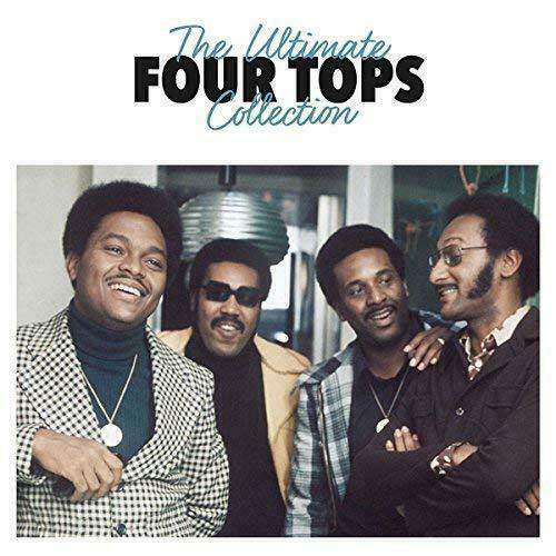 Four Tops Ultimate Collection: The Ultimate Collection 2 CD For Sale Online