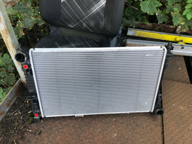MERCEDES SLK AUTOMATIC NISSENS WATER RADIATOR BRAND NEW 62786A FREE P+P