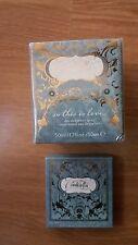 SEPHORA'S DISNEY PRINCESS COLLECTION - CINDERELLA Perfume/EyeShadow Palette NEW