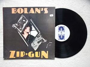 LP-MARC-BOLAN-amp-T-REX-034-Bolan-039-s-Zip-Gun-034-MARC-ON-WAX-RAP-506-ENGLAND